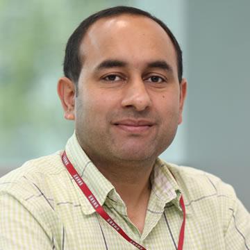 Dr. Gajendra Pratap Singh